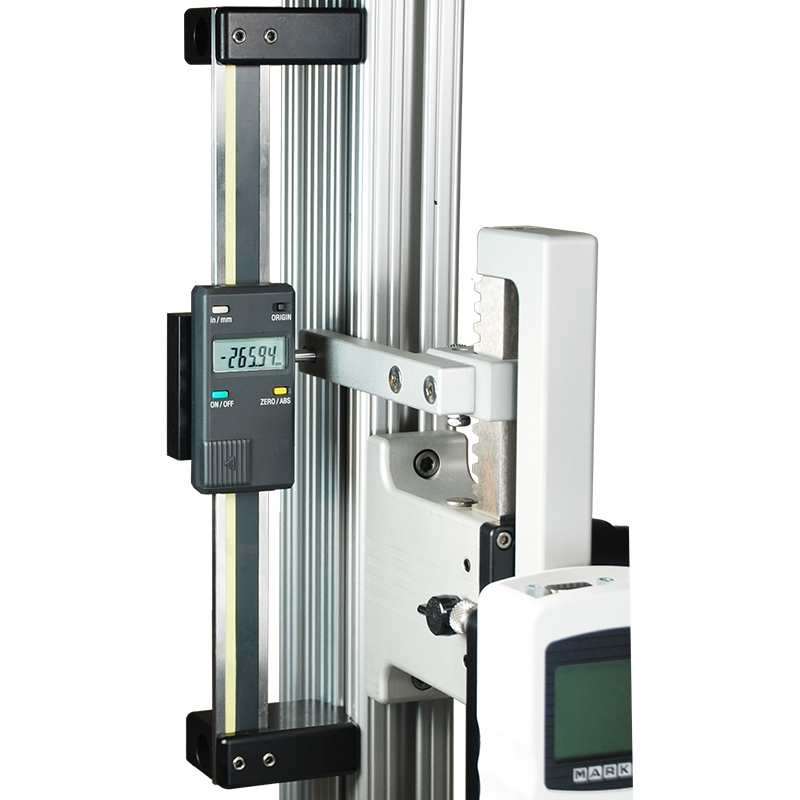digital travel display for TSA750 manual test stand