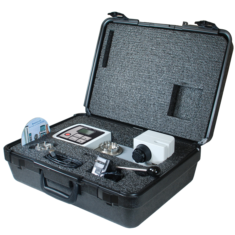 Wire pull tester case
