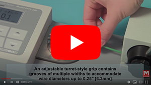 wire pull tester video thumbnail